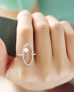 Ppappa Pearl Ring (rg272)