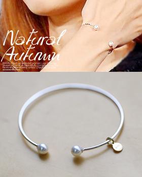 Gonghyo * pearl bracelet (br318)