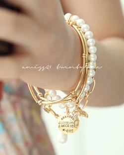 Pendant chain bracelet (br458)