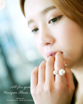 Eonbal Pearl Ring (rg230)