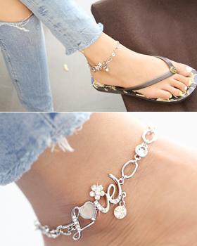 Non love anklets (ak022)
