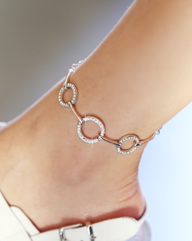 Non-dongle anklets (ak019)