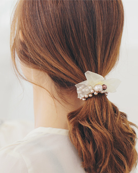 Race drops of hair strap (hs047)
