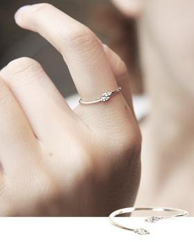 Ssalnun Silver Ring (rg187)