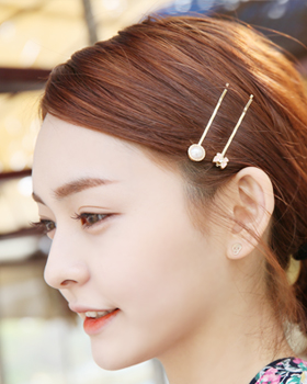 Clubber hairpin (hp128)