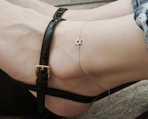 Byeolrang duffle anklets (ak009)