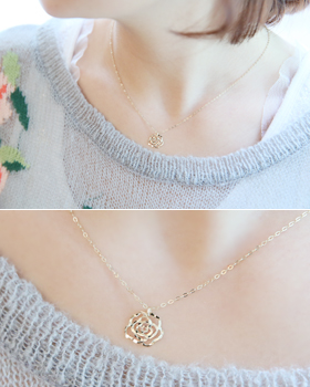 Rosa Necklace (nk081)