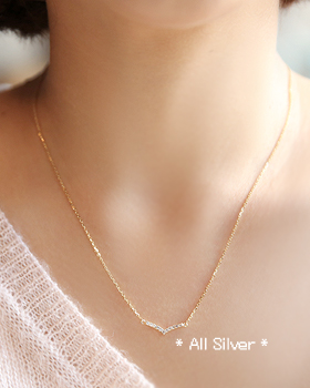 Putting Necklace (nk238)