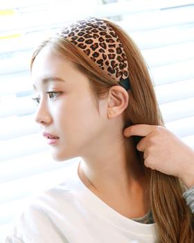 Leopard Ladies hairband (hb293)