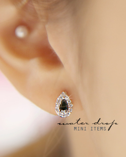 A small drop earring (er1083)