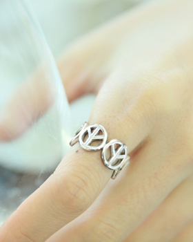 Jay-piece Ring (rg026)