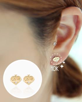 Laughs earring (er1235)