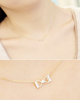 DD Workaholic Necklace (nk041)