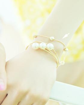 Round Ball bracelet (br194)