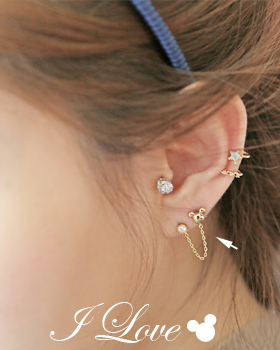 Loose earring (er167)
