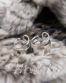Day Month Ring (rg098)