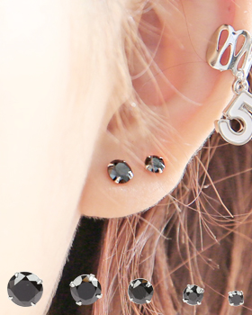 Hey, drop earring (er229)