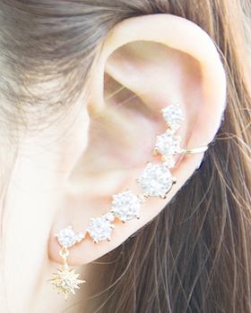 Deodeo ear cuff (er417)