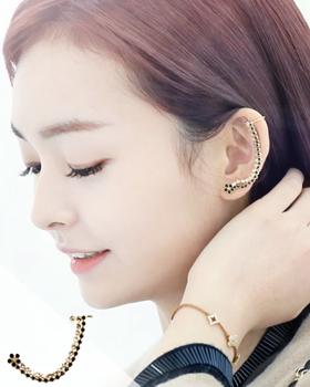 Flower world earring (er234)