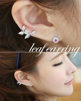 By Europe earring (er178)