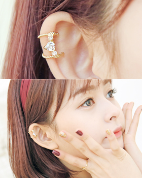 Above-out earring (er235)