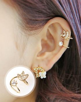 Li spell earring (er171)