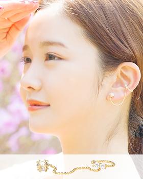 Yotteu ear cuff (er418)