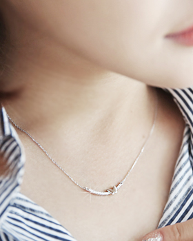 Butterfly Necklace (nk180)