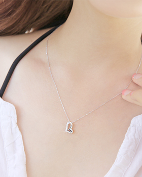 Heart pounding Necklace (nk179)