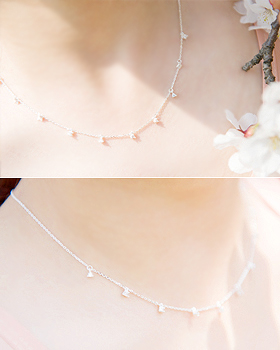 Ingeol Love Necklace (nk151)
