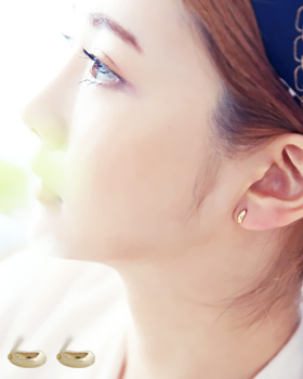 Simple beauty earring (er356)