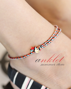 Room knots anklets (ak053)