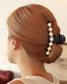 Seven pearl hairpins (hp342)