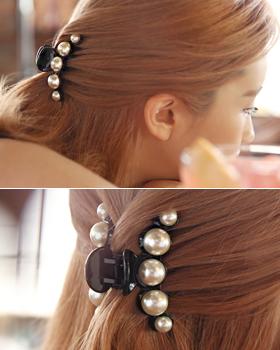 Kongkongkong pearl hairpins (hp343)