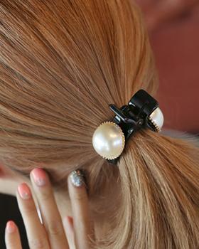 Full Moon pearl hairpins (hp344)