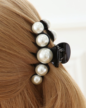 Five Royal Pearl hairpin (hp347)