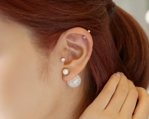 Tuyu birthstone earring (er1334)