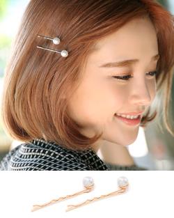 Grain pearl hairpins (hp370)