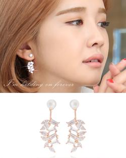 Row, earring (er1379)