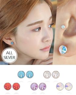 Swarovski crystal earring (er1355)