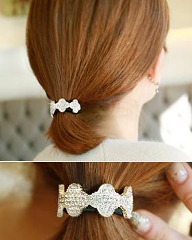 Prayer hair shiny straps (hs188)