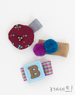B 3pcSet hairpin (bhp091)