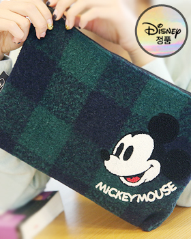 Check Mickey Pouch (ot168)
