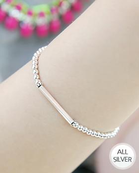 I Silver bracelet (br511)