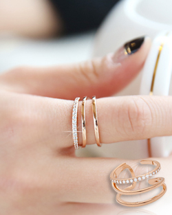 3-line, Tommy Ring (rg371)