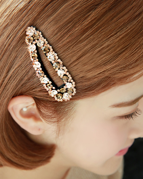 Luxury cubic hairpin (hp264)