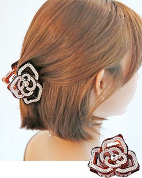 Rose Fantasy hairpin (hp094)