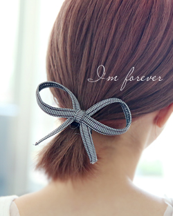 To touch hair ribbon straps (hs256)