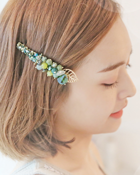 Deciduous mood hairpin (hp083)