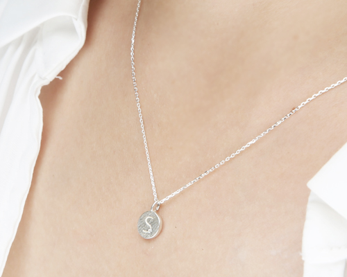 Initial Necklace (nk235)